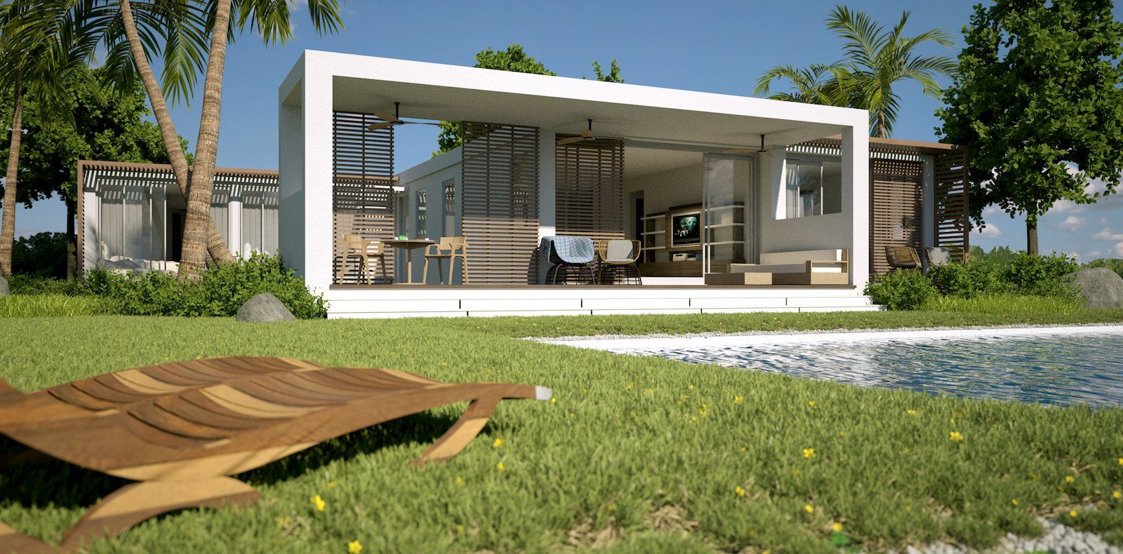 Cubicco Is Building Hurricane Proof Homes In Florida And The Caribbean Business Insider Hurricane Proof House Small Modular Homes Florida Home