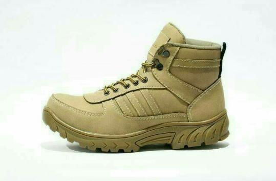 Jual Sepatu Boots Safety Adidas Di Lapak Larizvie Larizvie