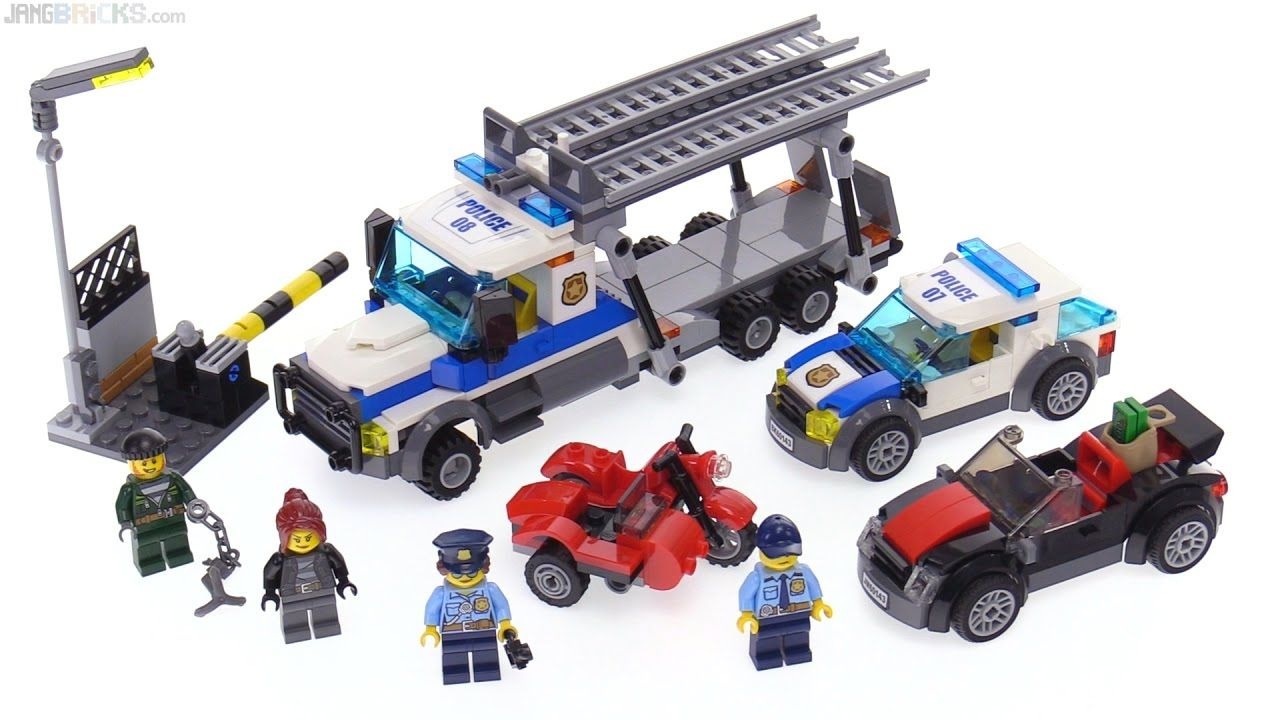 lego city auto transport heist review 60143 lukas wish list pinterest. Black Bedroom Furniture Sets. Home Design Ideas