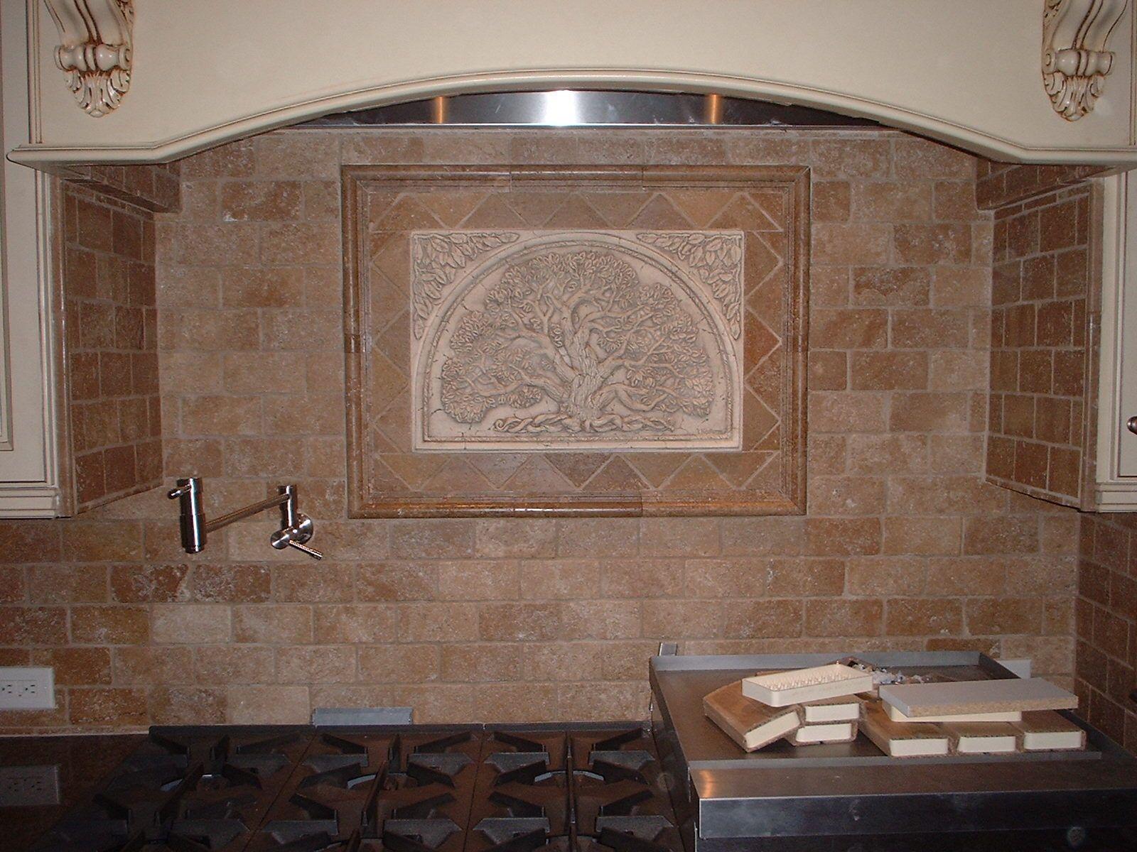 wallpaper kitchen backsplash used cabinets ideas designs