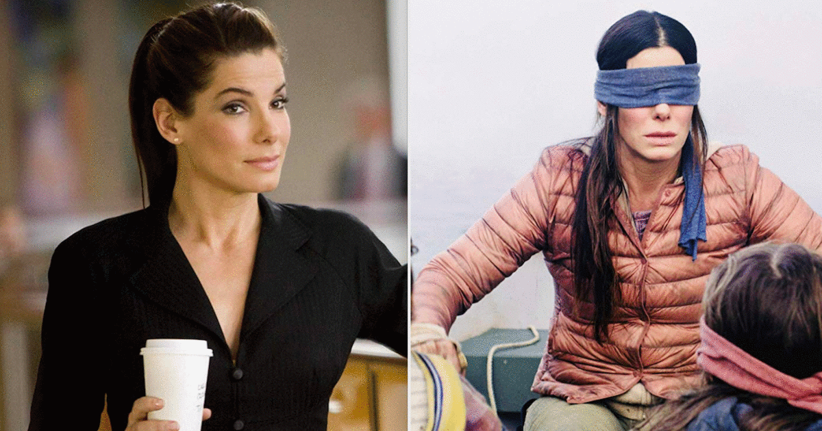 Sandra Bullock Was Spotted Ordering Salmon At One Of Vancouver's Most Famous Steakhouses