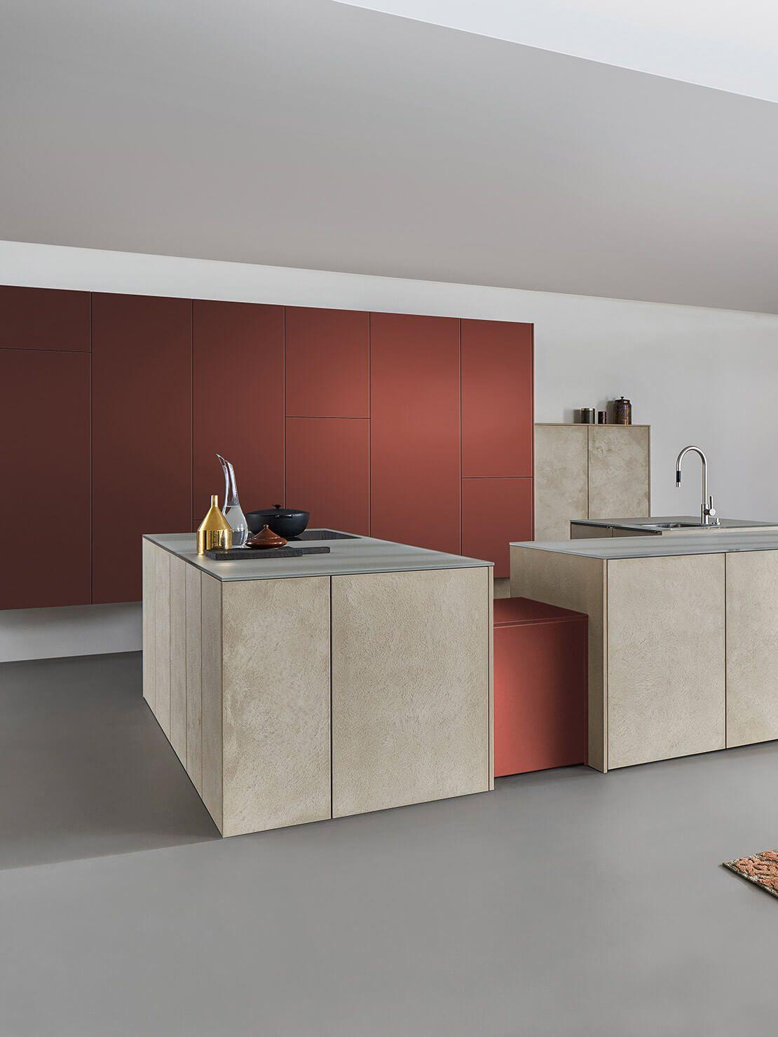 LEICHT Le Corbusier Designküchen & hochwertige Küchen