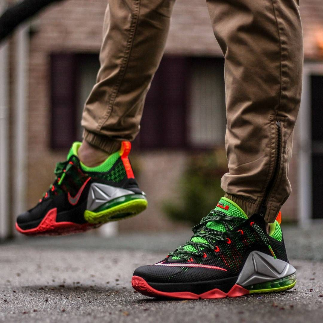quality design fc409 7901d Discover ideas about Nike Joggers. Special edition Nike LeBron 12 Low ...