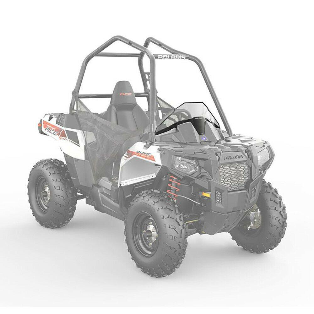Ebay Advertisement Oem Lock And Ride Sport Windshield 2014 17 Polaris Sportsman Ace 570 900 2879695 Atv Accessories Windshield Atv Parts