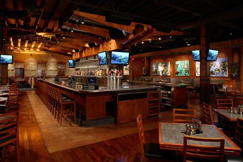 Gulfstream Restaurant Restaurant Decor Wine Bar Design House