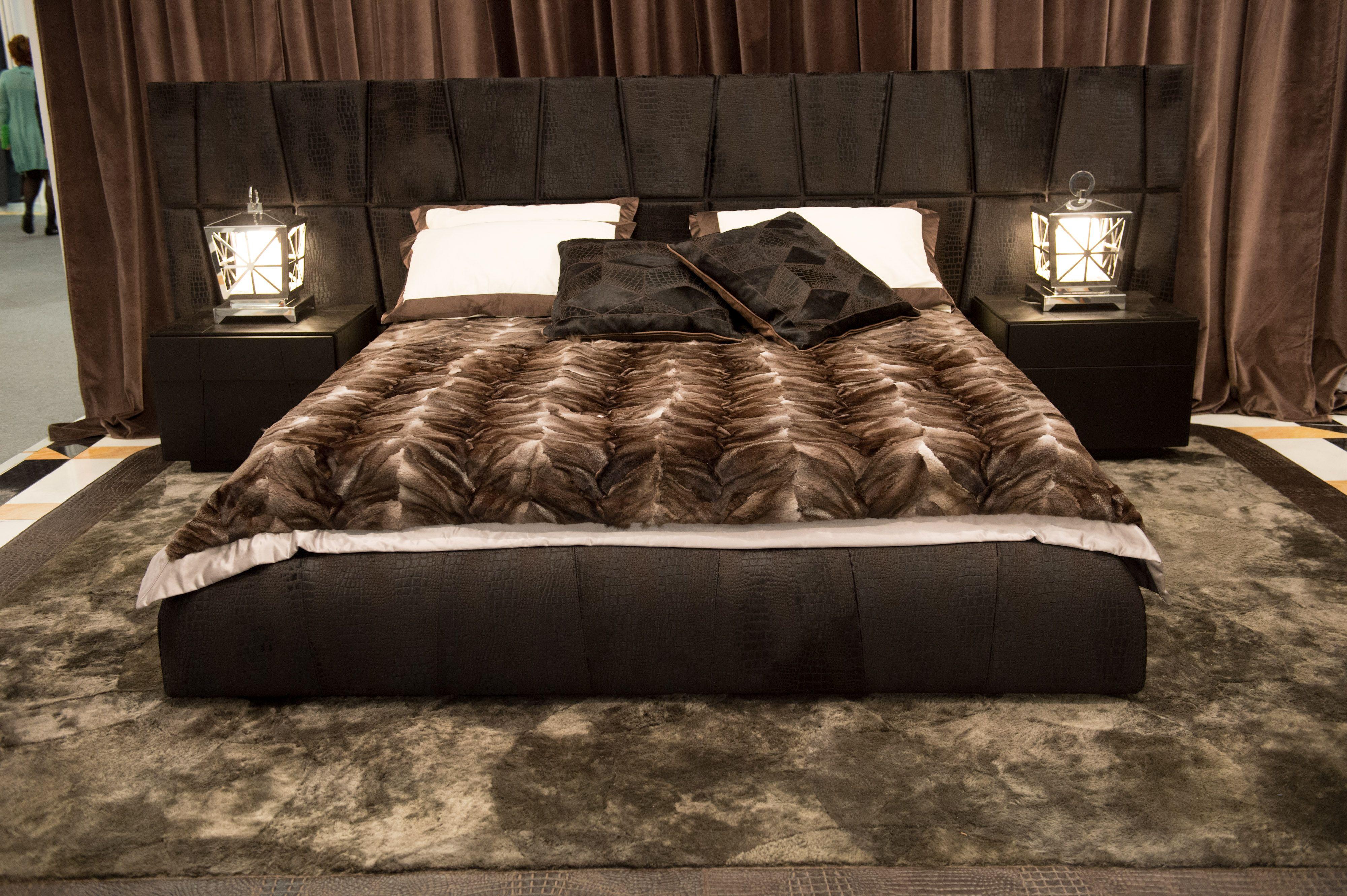 Mobili smania ~ Colorado bed smania interior design inspiration