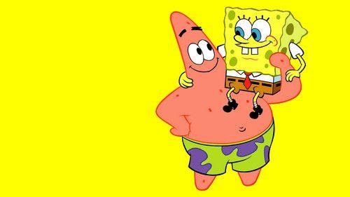 Spongebob Squarepants Photo: Spongebob and Patrick
