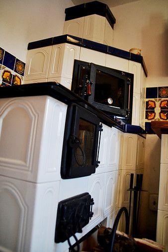 Exkluzívne akumulačné kachľové pece - zdravé, sálavé teplo, tradičné ...