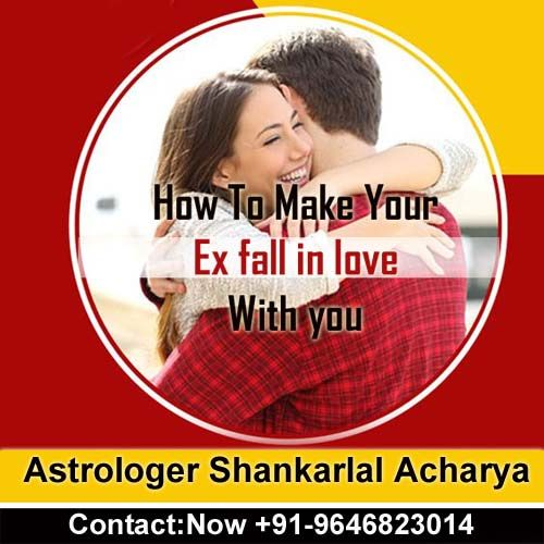 How To Make Your Ex Fall In Love With You Madly By Spells