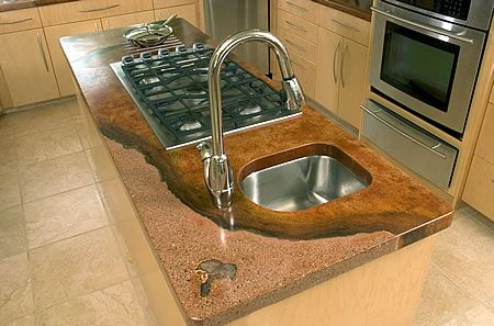 17 Best images about Cement countertop on Pinterest | Bar tops, Acid stain  and Sinks