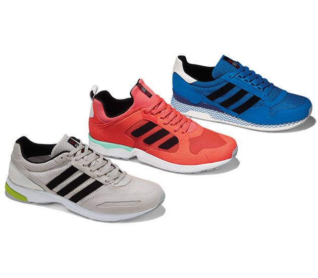 official photos 5bfe4 e46c3 adidas Originals Run Thru Time Pack–90s