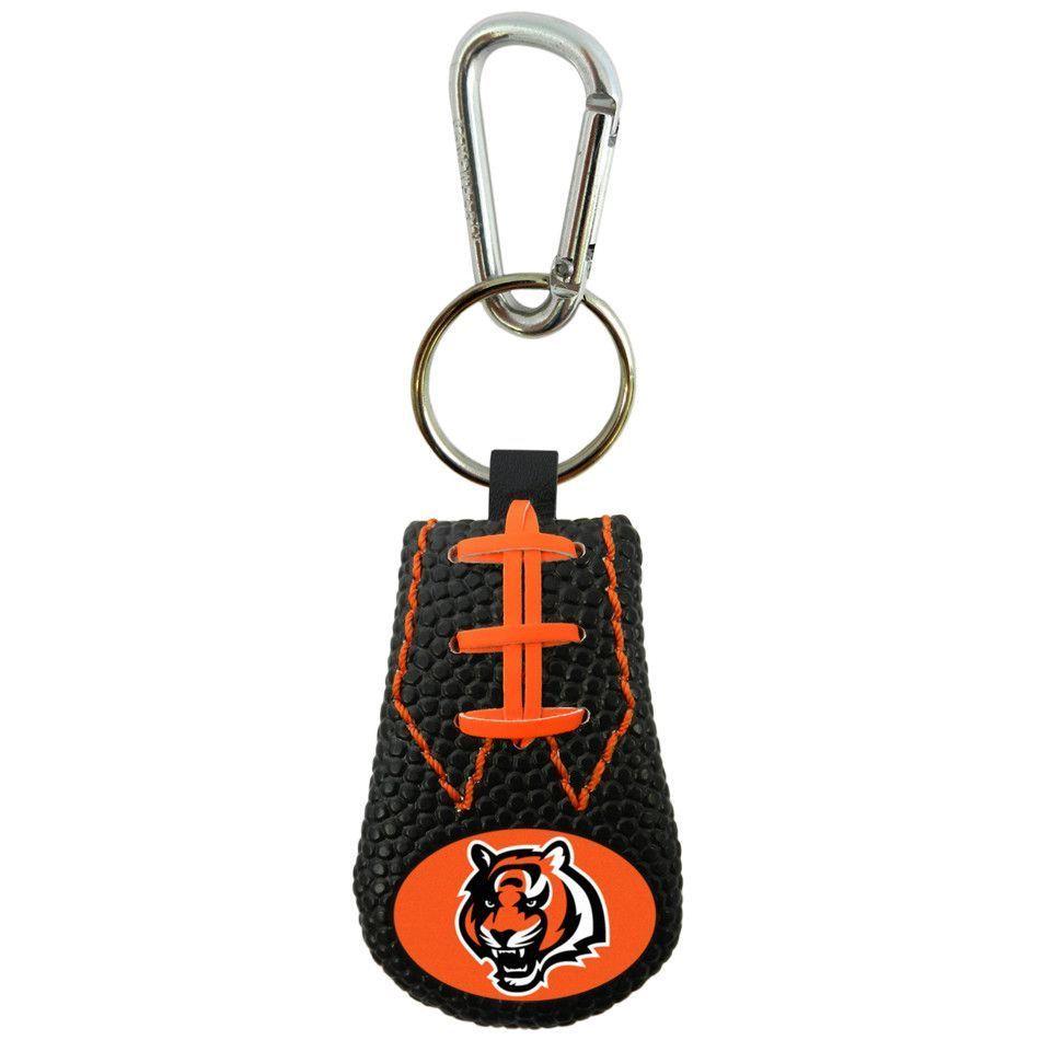 Cincinnati Bengals NFL Carabiner Keychain