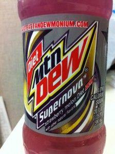 Diet Mtn Dew Supernova Doing The Dew In 2019 Mtn Dew