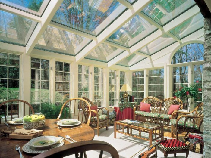 Fabulous Sunroom Decorating Ideas   Interior Design   The Sunroom Is An  Additional Living Space Attached To Your Home And Garden To Let You Enjoy  The Warmth ...
