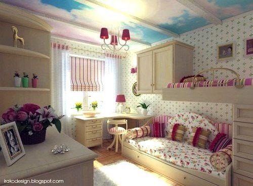 Beautiful Girl Bedroom Designs
