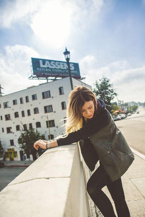 i kinda just want this jacket bc i love Jenna McDougall