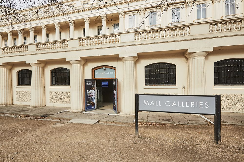 Central London's leading gallery celebrating contemporary