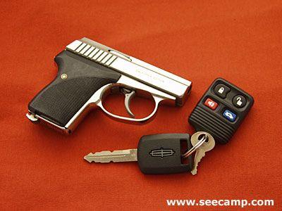 LWS 32, Seecamp semi-automatic  32 ACP pistol | Products I