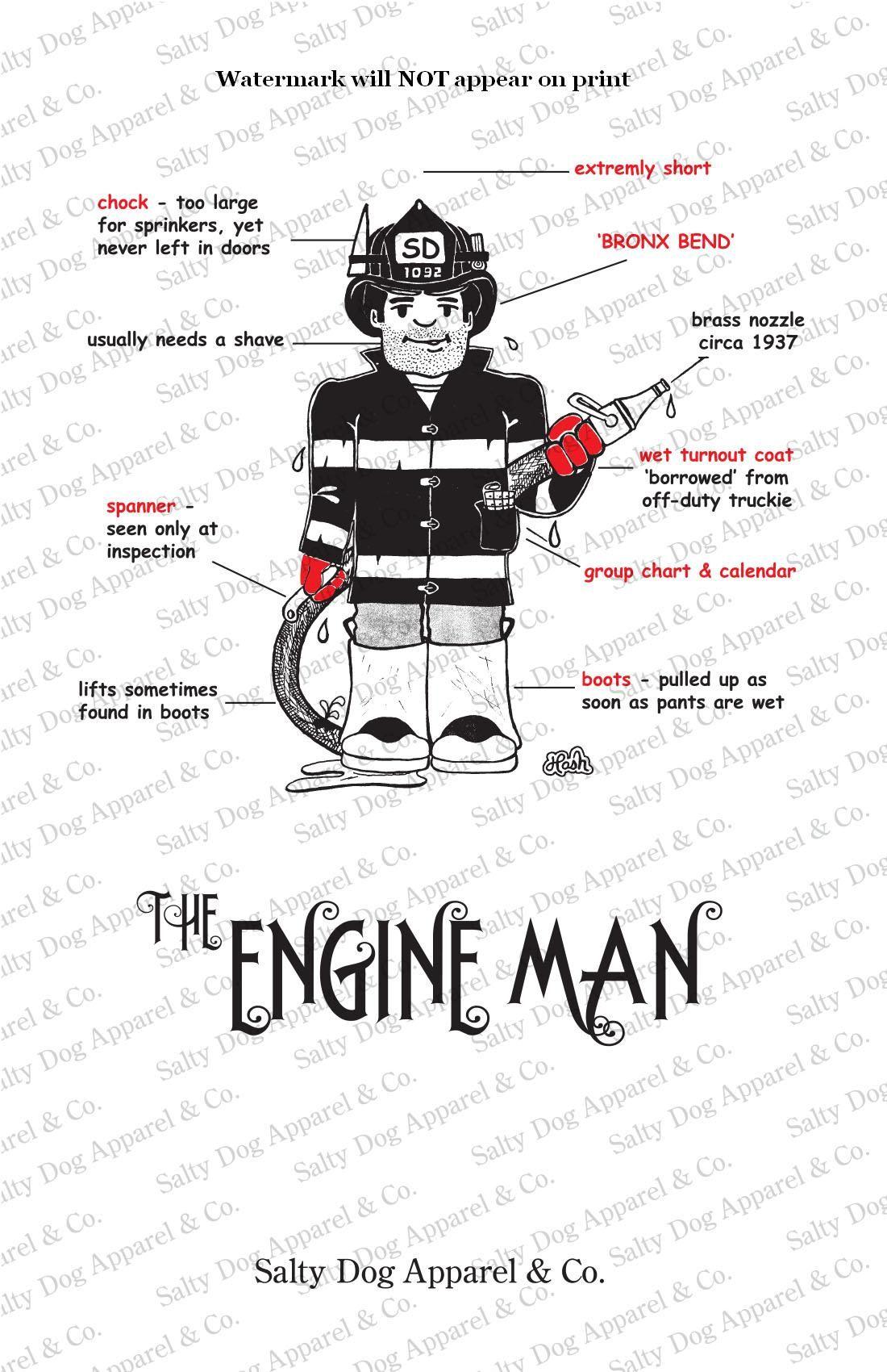 Engine Fireman