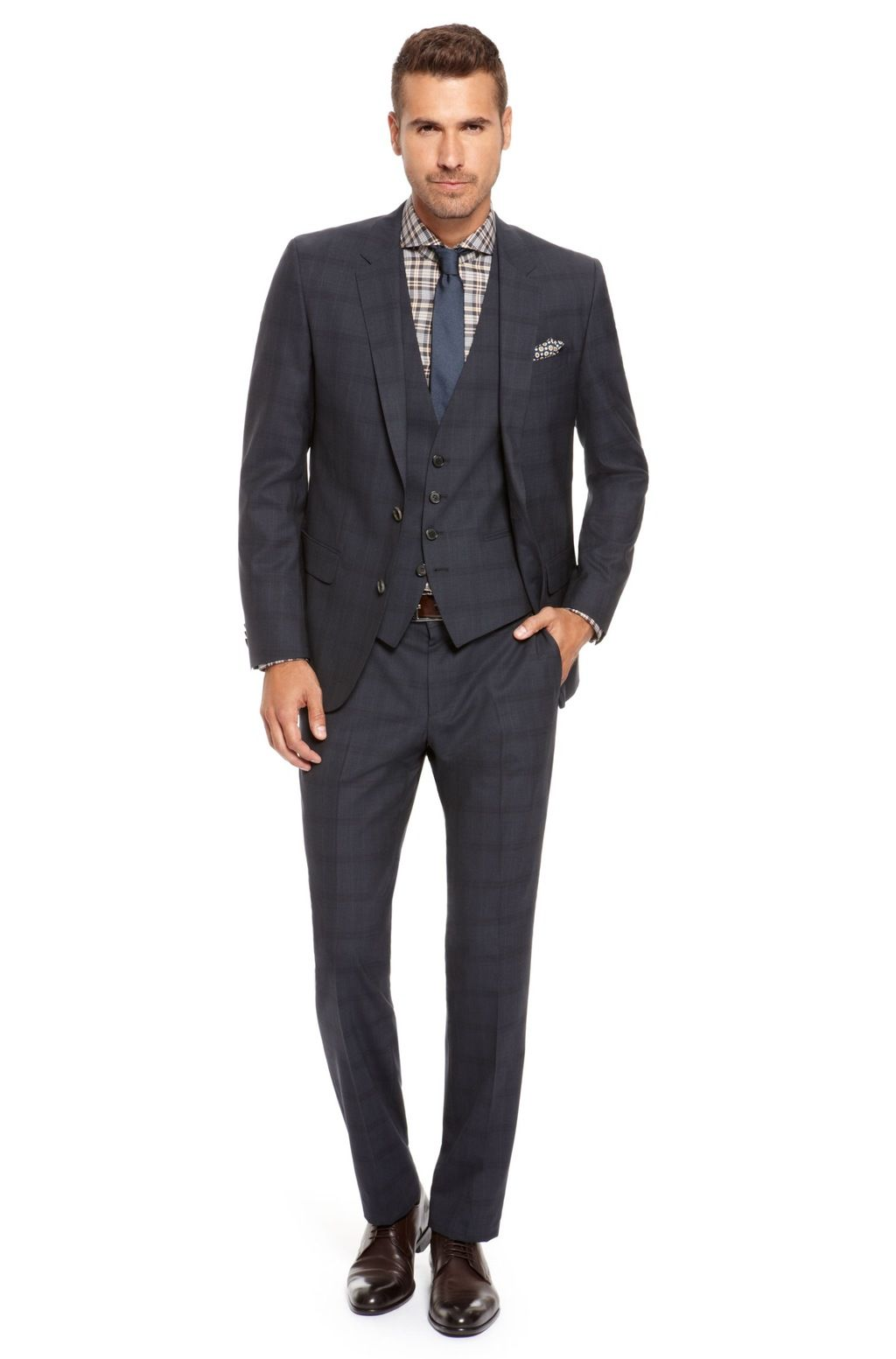 Shop men's suits, formalwear, jackets & coats, dress shirts and other HUGO  BOSS clothing and fashion accessories for men.