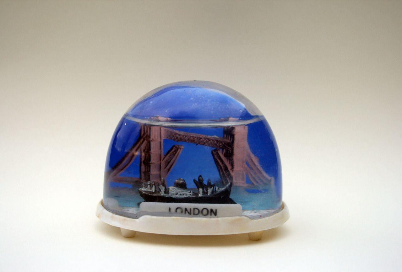 my authentic London snow globe 2 days left until my first time in the u.k.