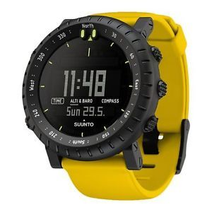 Suunto 'Core' yellow crush. A must have !!!
