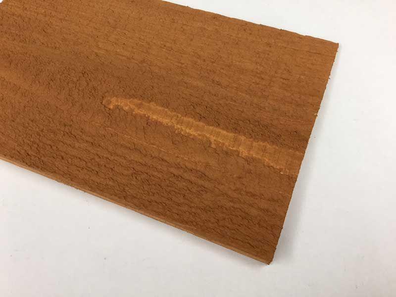 Western Red Cedar Plain Beveled Siding Stk Grade Pre Finished In Flood Caramel Semi Transparent Stain Wood Siding Exterior Wood Siding Semi Transparent Stain