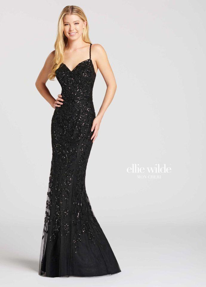 EW118077 by Ellie Wilde   Dress   Pinterest   Prom, Fashion forward ...
