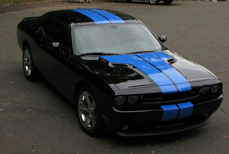 Awesome Paint Job On An Awesome Car Dodge Challenger