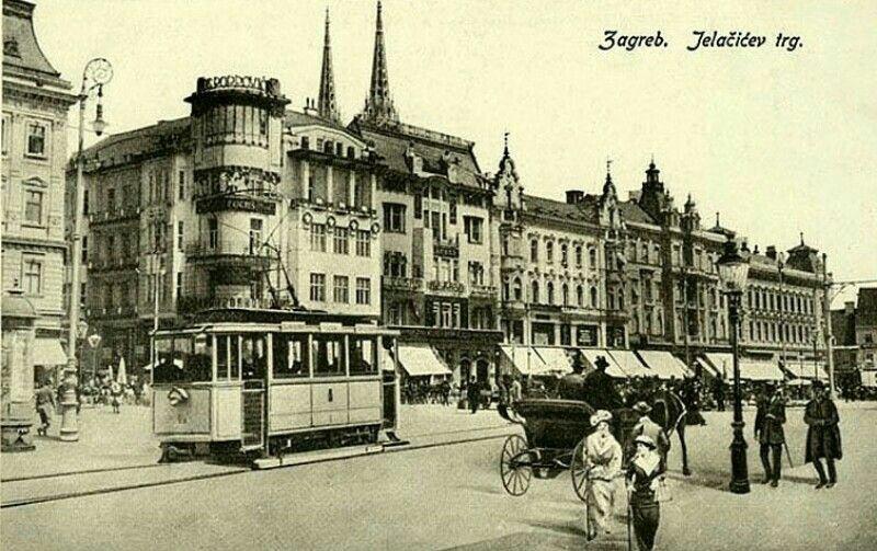 Stari Zagreb Zagreb Croatia Zagreb Croatia