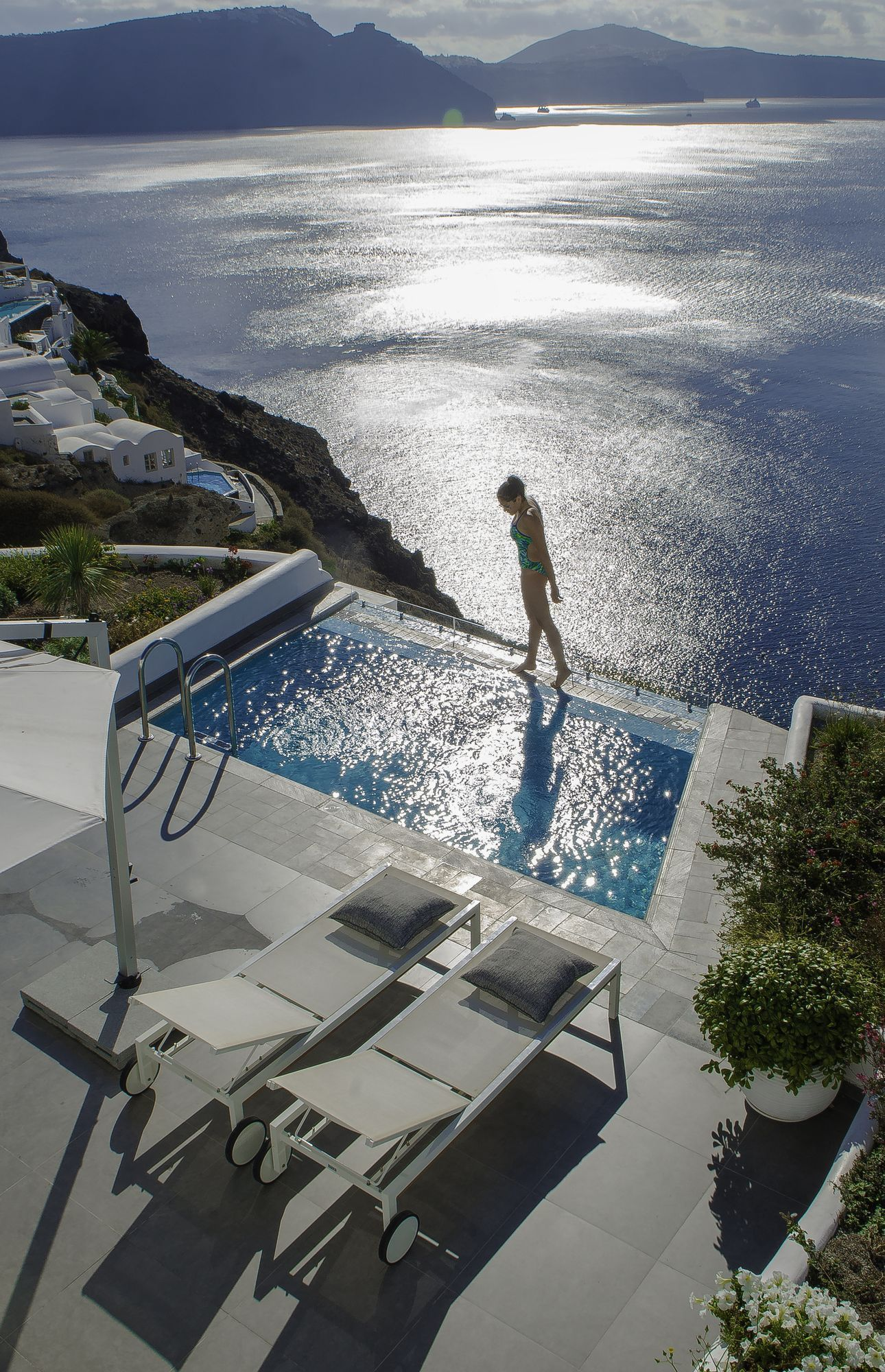 Be on the edge of excitement and relaxation at Santorini Secret Suites and Spa