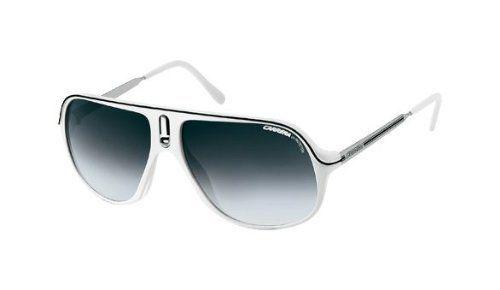 5105cc38876 Carrera Safari R S Sunglasses - 0CR5 White Black Palladium (7V Gray  Gradient Lens) - 62mm Carrera.  68.45
