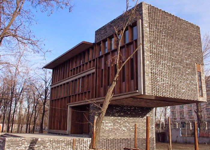 Tongxian Gatehouse In Beijing China By Office DA Projects The Boston Based Firm