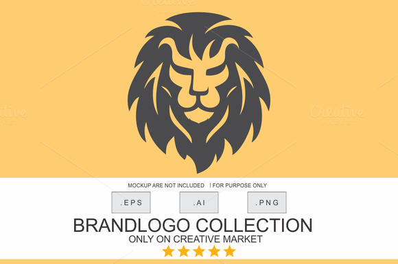 Angry Lion Logo Lion Logo Business Card Logo Design Lion Images