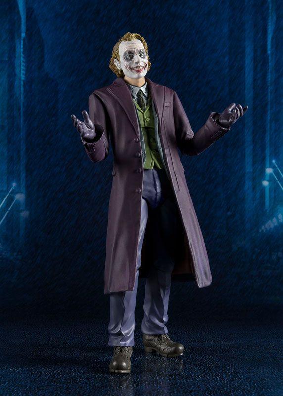 S.H. Figuarts - Joker (The Dark Knight)(Pre-order)