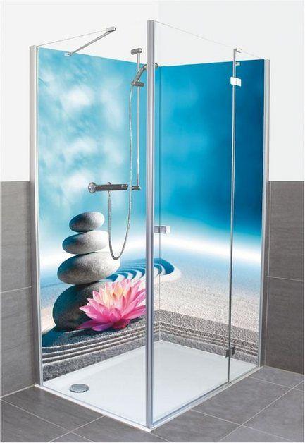 Duschrückwände »Dusche Rückwand Bad 80x200 90x200 120x200