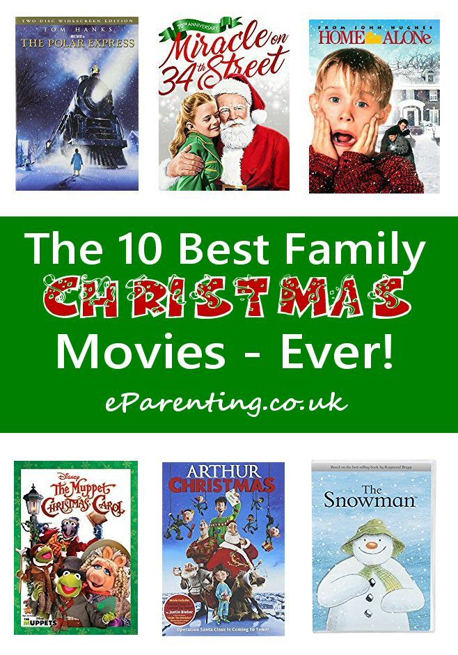 the 10 best family christmas movies ever the best christmas movies of all time christmasmovies kidschristmasmovies familychristmasmovies - 10 Best Christmas Movies