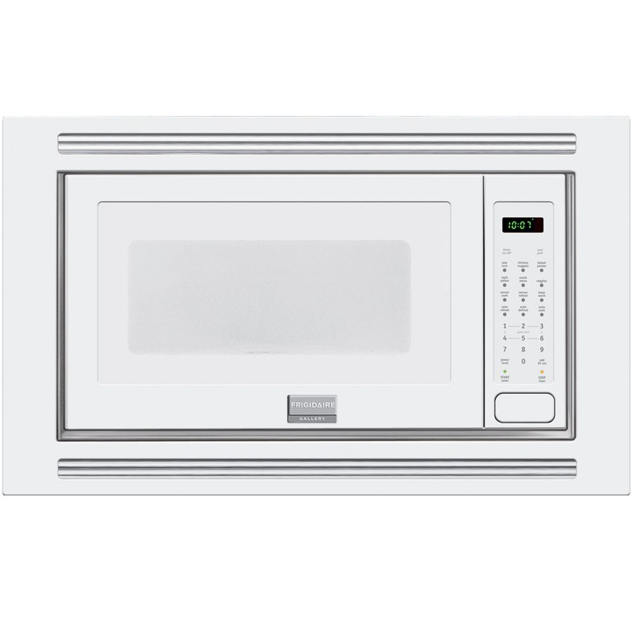 Frigidaire Gallery 2 Cu Ft Built In Microwave With Sensor Cooking