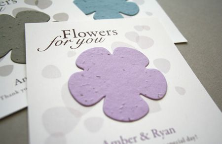 Classic flower plantable seed paper favor only 099 each classic flower plantable seed paper favor only 099 each mightylinksfo Choice Image
