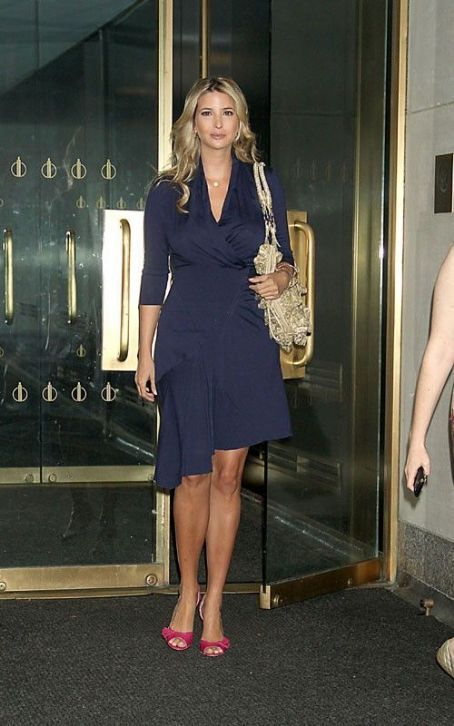 Ivanka Trump Fashion and Style - Ivanka Trump Dress, Clothes, Hairstyle -  Page 2
