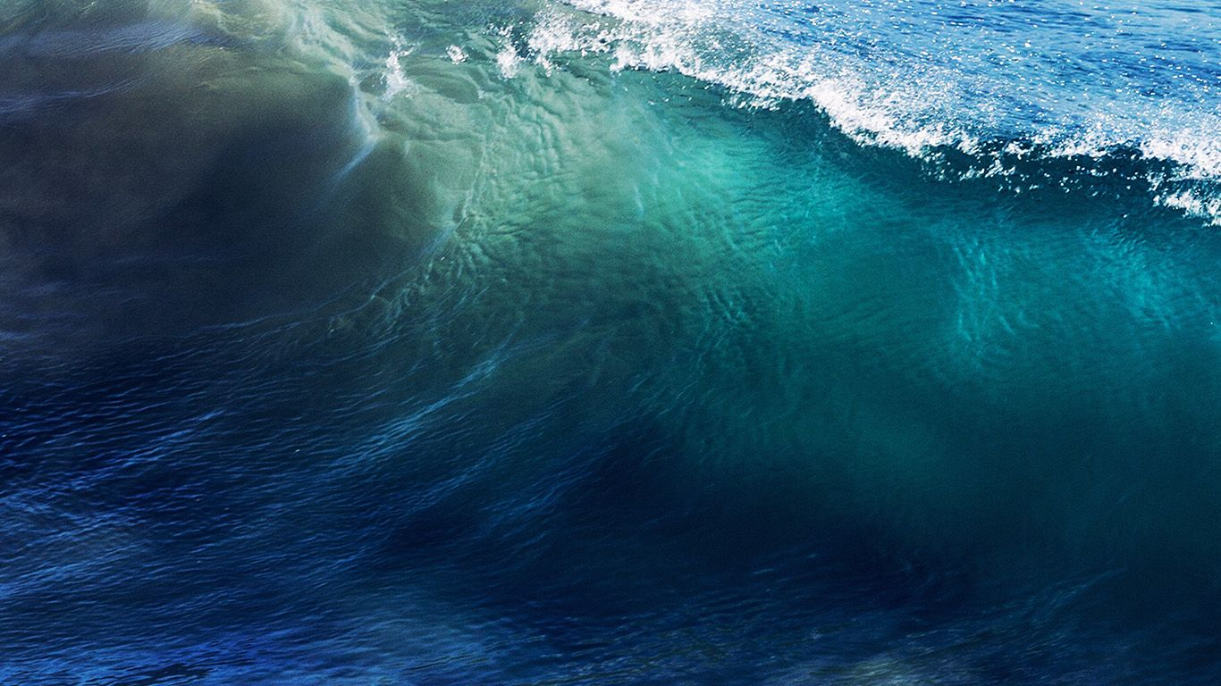 Apple's current laptop line consists of the macbook air and the macbook pro. nd24-wave-sea-ocean-summer-blue | Macbook air wallpaper ...