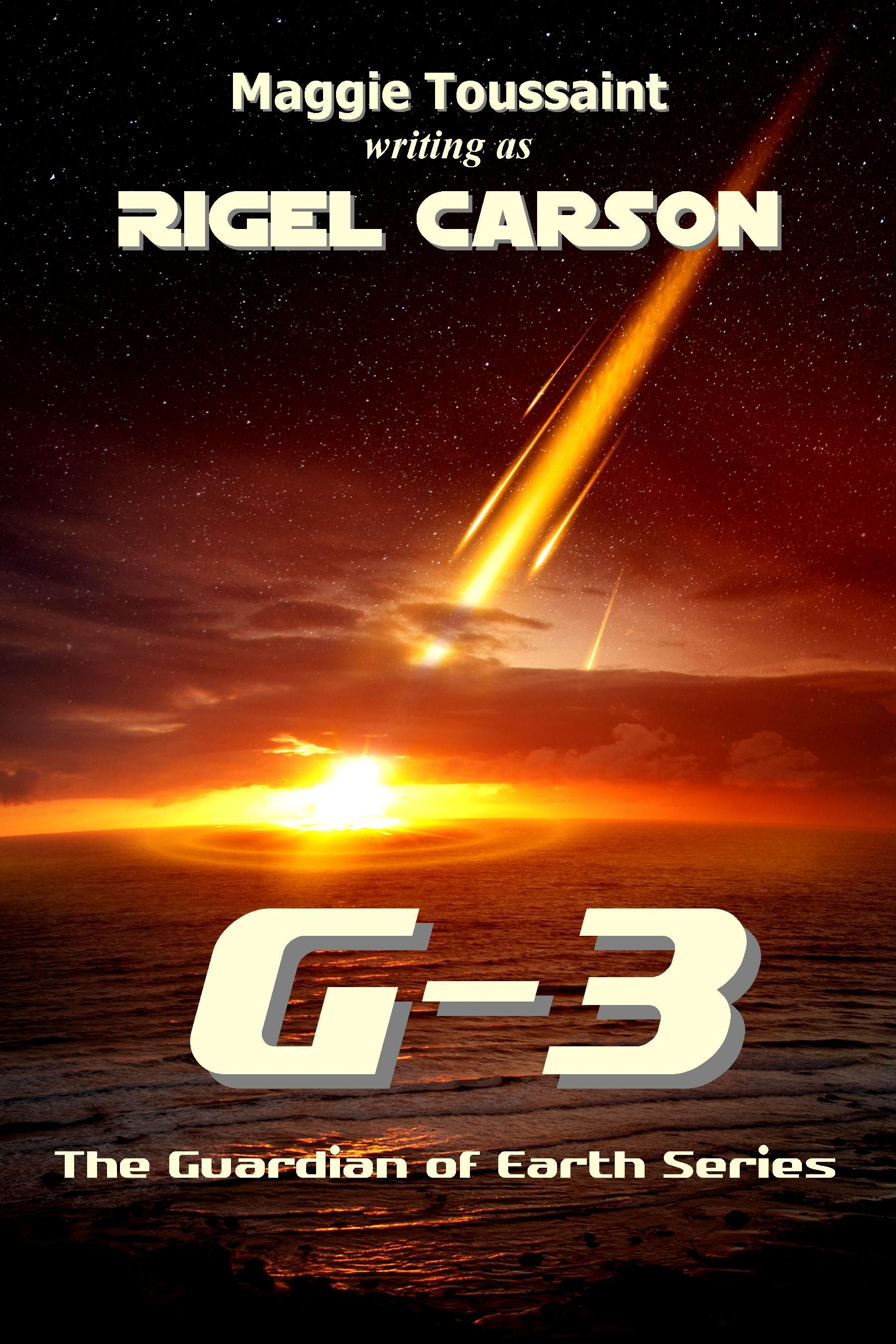 G3 By Rigel Carson Gritty Dystopian Thriller From An Awardwinning Author