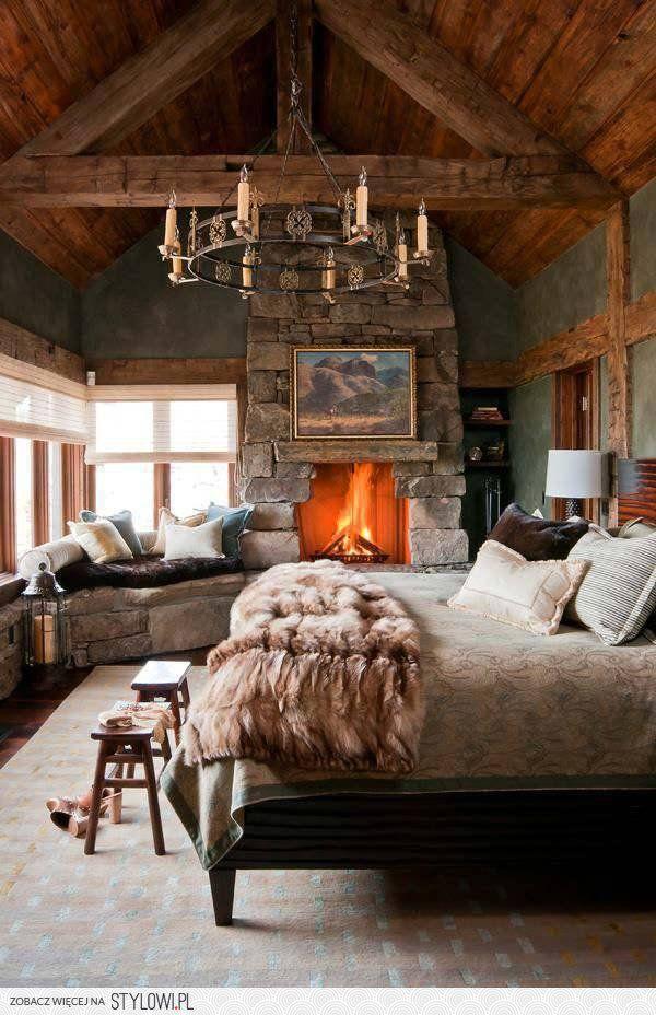 Viking Style Bedroom Interior Design Home Decor Pinterest