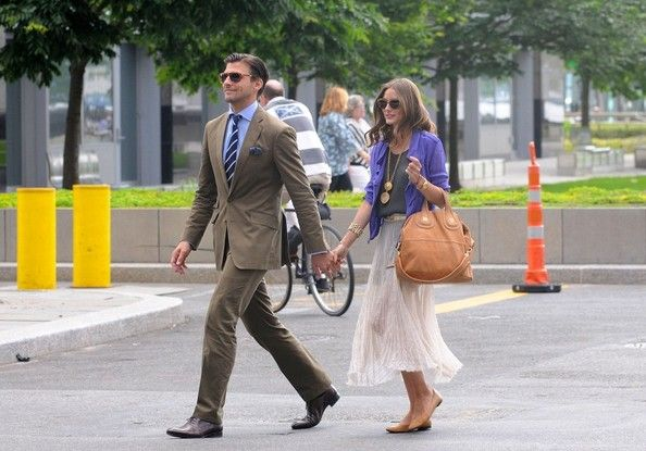 best couple ever. olivia palermo and johannes huebl