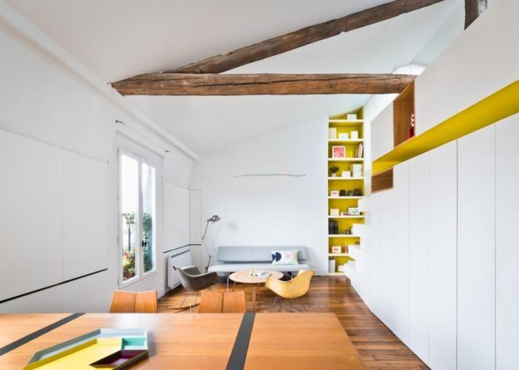 #Dekoration Kleine Wohnung Einrichten U2013 6 Clevere Wohnideen Für 30 Qm  Wohnfläche #Kleine #