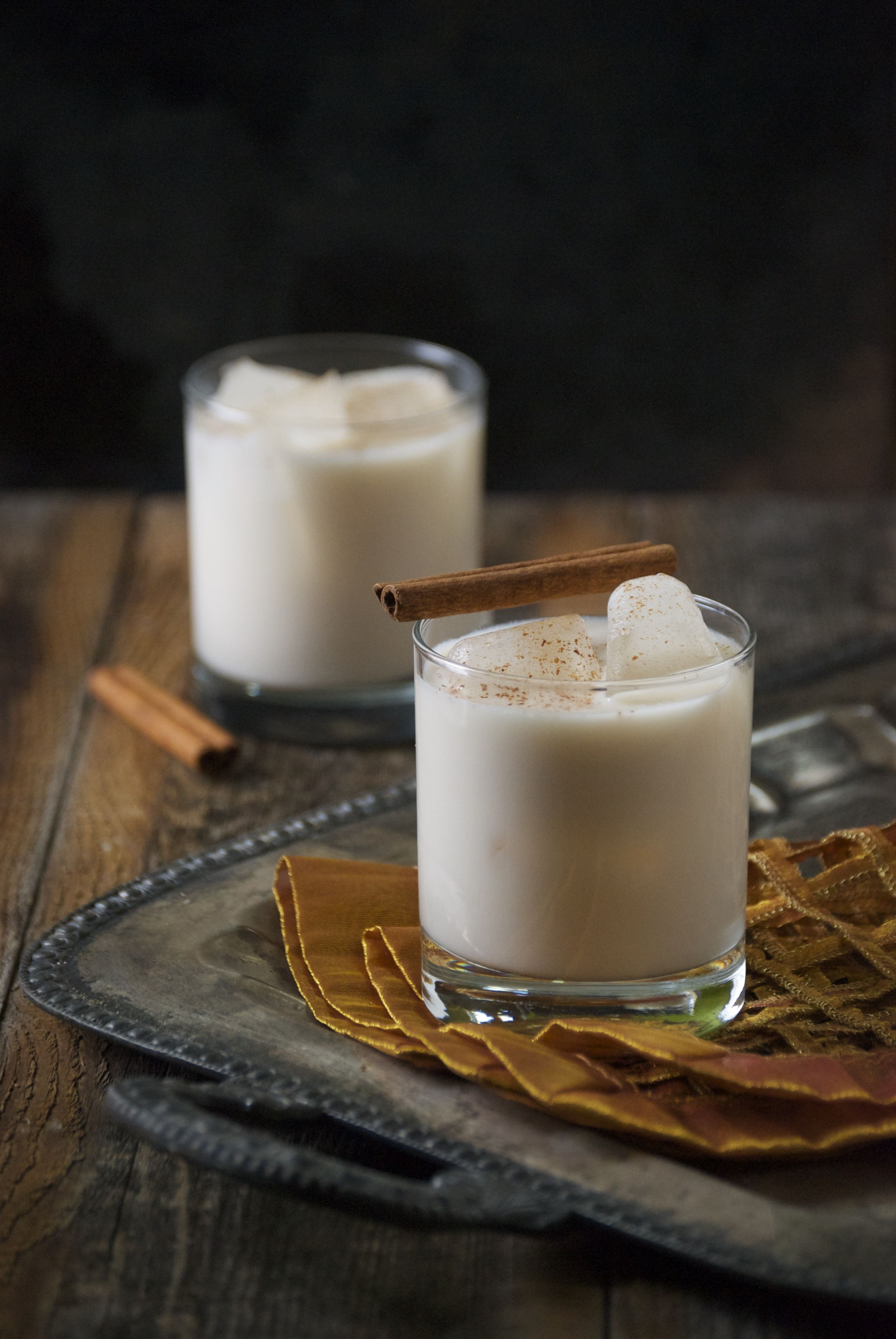 how to make horchata drink