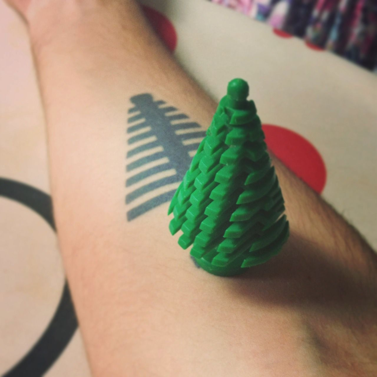 ahaha ! this picture is so creative, i love it !!! ^^ #tattoo #arm #LEGO