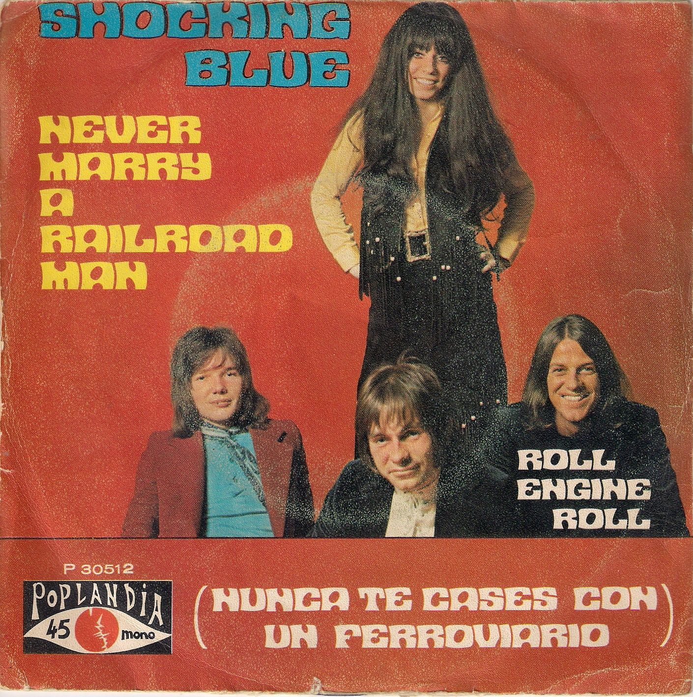 Shocking Blue 1970 Vinylplaten Jaren 60 Pop
