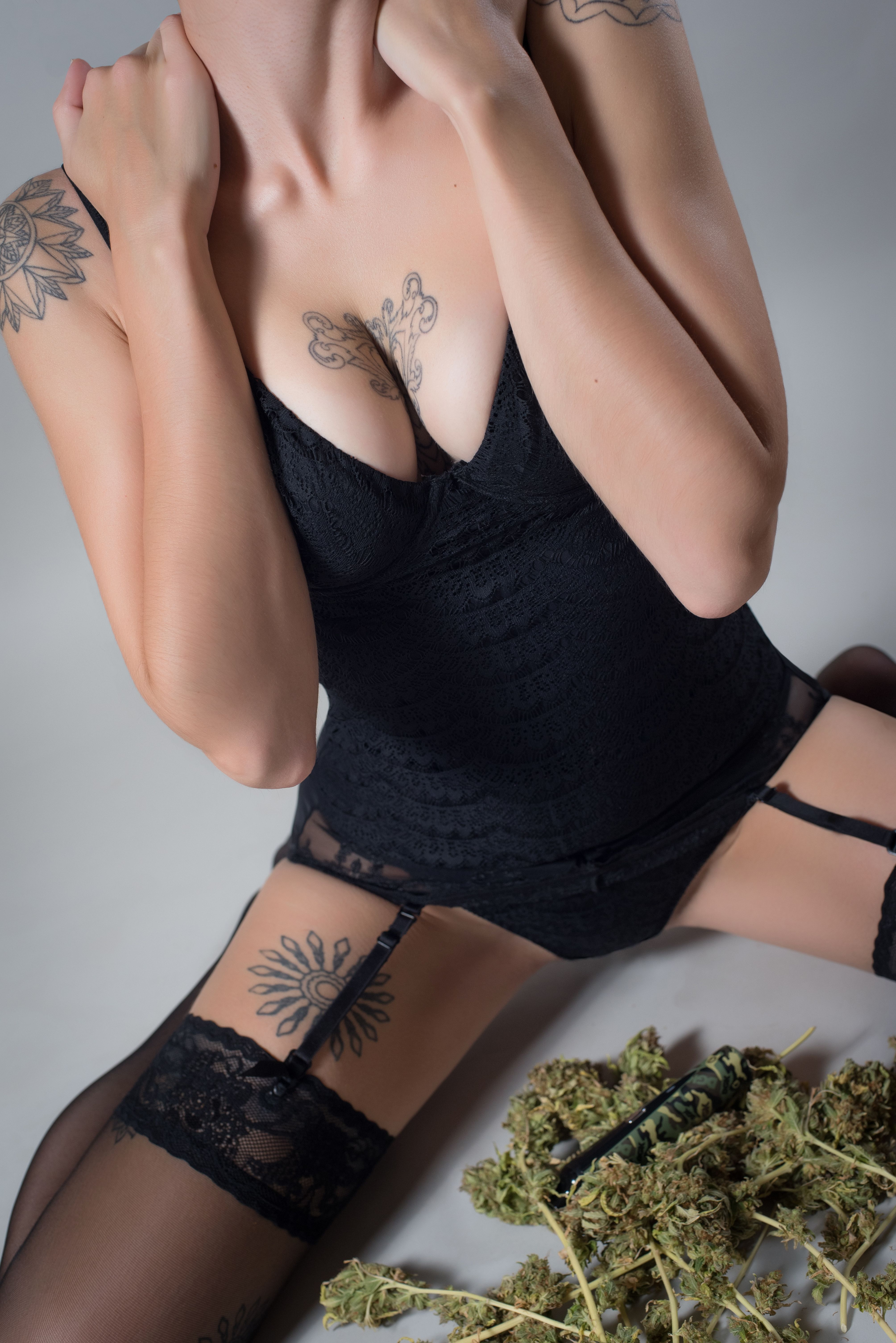 Are not Pantyhose weed bowl share