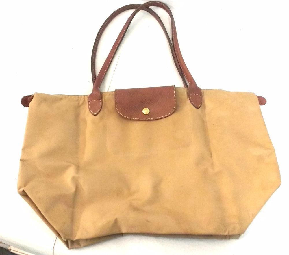 Longchamp Tasche Falten
